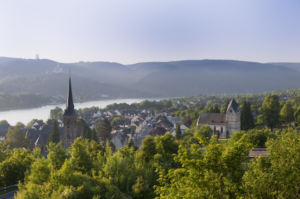 Ferienzimmer am Romantischen Rhein